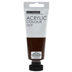 Picture of ACRYLIC CRAFT PAINT 75ML BURNT UMBER