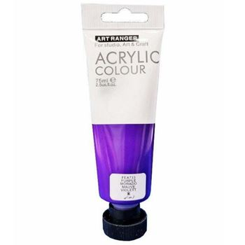 Picture of ACRYLIC CRAFT PAINT 75ML PURPLE