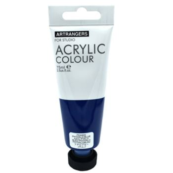 Picture of ACRYLIC CRAFT PAINT 75ML PHTHALO BLUE
