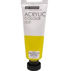 Picture of ACRYLIC CRAFT PAINT 75ML PEARL YELLOW