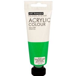 Picture of ACRYLIC CRAFT PAINT 75ML PEARL GREEN