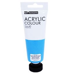 Picture of ACRYLIC CRAFT PAINT 75ML PEARL BLUE