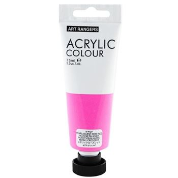 Picture of ACRYLIC CRAFT PAINT 75ML PEARL ROSE