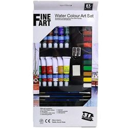 Picture of ART RANGER 31 PIECE FINE ART WATER COLOUR ART SET
