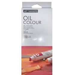 Picture of ART RANGERS OIL PAINT SET OF 12 X 12ML