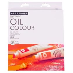 Picture of ART RANGERS OIL PAINT SET OF 24 X 12ML