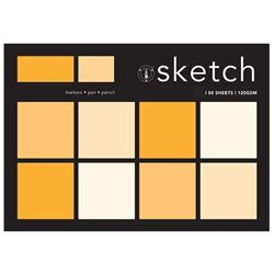 Picture of SKETCH PAD A5 120G 50 SHEET (SIZES A5 - A2)